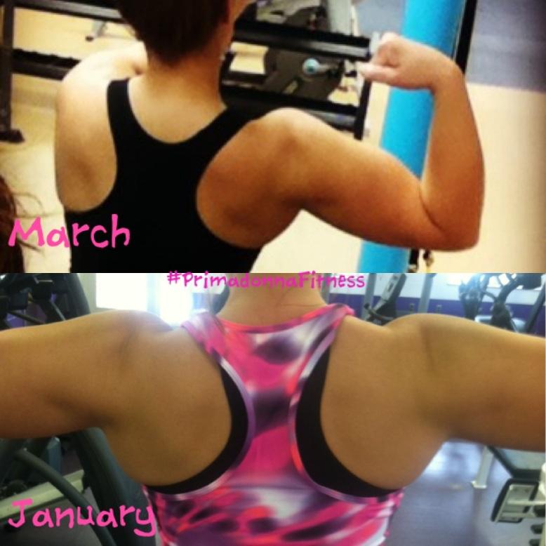 Slow Progress is Still Progress: Upper Body